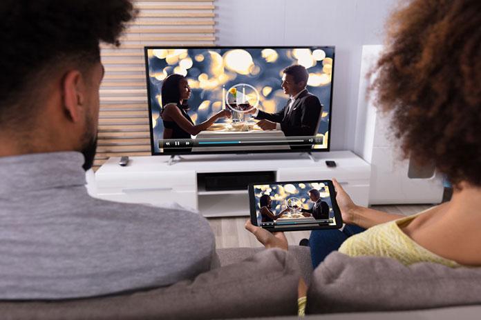Odtwarzanie filmów na urządzeniach mobilnych