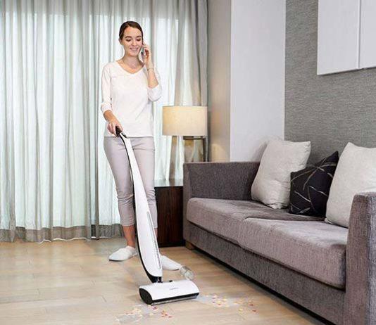 Elektryczny mop parowy – zainwestuj w jakość!